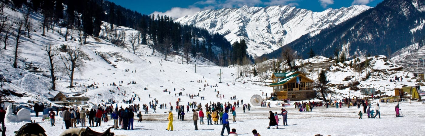 Best of Manali-Shimla Tour 5N/6D